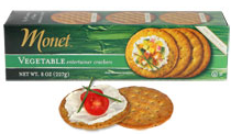 Image result for monet veg crackers